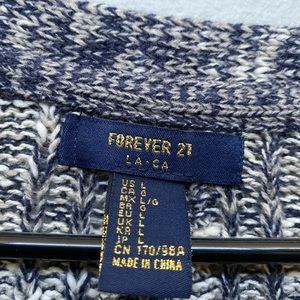 Chunky Forever 21 Sweater